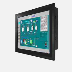 12寸工业平板电脑工控一体机触摸屏工控机触摸屏工