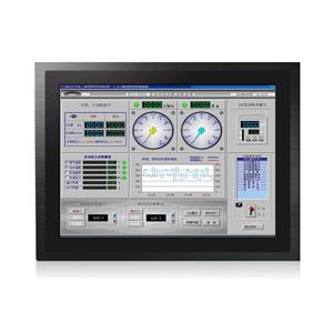 15寸工业平板电脑工控一体机触摸屏工控机触摸屏一