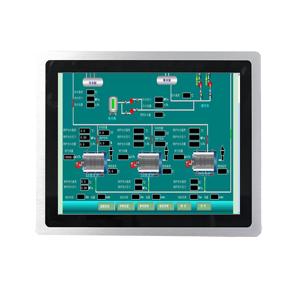 19寸工业平板电脑工控一体机触摸屏工控机触摸屏一