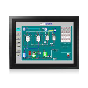 21.5寸工业平板电脑工控一体机触摸屏工控机触摸屏